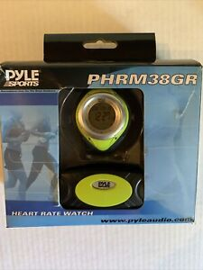 Pyle PHRM38PN Heart Rate Monitor Watch GREEN