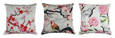 Set of 3 square 100% cotton cushions - 45x45cm