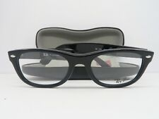 Ray-Ban Black Glasses New with case RB 5184 2000 50mm