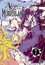 ALICE IN MURDERLAND 7 07 Nov 2017 Manga Pika Shojo YUKI Kaori # NEUF #
