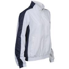BNWT Women's KSWISS Accomplish Sports Jacket - White/Navy  Size XS