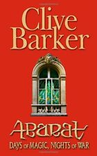 Abarat : Days of Magic, Nights of War (Abarat Quartet 2) By Clive Barker
