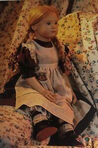 Sigikid Künstlerpuppe Sabine Esche, Limitierte Puppe Nr. 1356 Auflage 1500