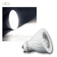 Paquete de 5 Gu10 Lámpara LED COB 7w Luz Solar 560lm regulable focos, Bombilla