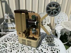 EUMIG FILM PROJECTOR 8mm P26 ? REEL TO REEL COLLECTABLE VINTAGE ESTATE