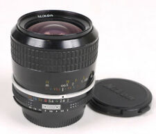 Nikon 28mm F2 AI Nikkor Lens - Nice Fast Glass