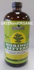 ORIGINAL MORINGA BITTERS BlackSeed Energy Detox Health Herb Living Beverage 16oz