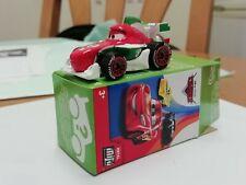 Disney Cars Mini Racers series 6 Francesco Bernoulli #61new box opened