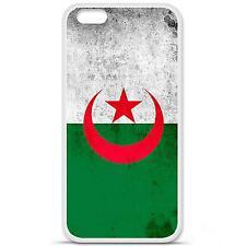 Coque Housse en Silicone Produit Français Iphone 6 (4,7'') - Drapeau algérie