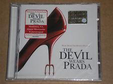 THE DEVIL WEARS PRADA: SOUNDTRACK (MADONNA, U2, MOBY) - CD SIGILLATO (SEALED)