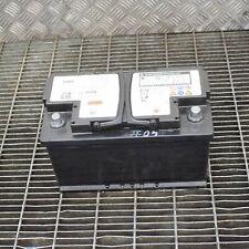 BMW 5 F10 Battery 12V 80Ah 800A 7555718 7602226 2.0 Diesel 135kw 2011