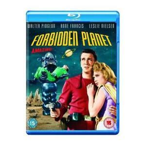 Forbidden Planet (Leslie Nielsen) Blu-ray Region B