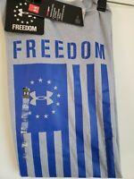 Mens ~ UA Freedom Flag~ Graphic T-Shirt Large~NWT~MSRP $25.00