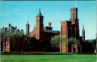 Washington D.C., Smithsonian Institution, Postcard