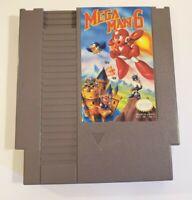 Mega Man 6 (Nintendo Entertainment System, 1994) Game Cartridge Only