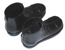 GI Joe Vintage 1964 Action Sailor Short Black Boots Notched Hasbro Japan #7600