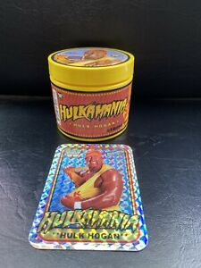 Suavecito X WWE Wrestling Hulk Hogan Firme (Strong) Hold Pomade Limited Edition