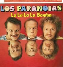 """Los Paranoias - La La La La Bamba 7 """" Single (S5153)"""
