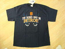MLB Detroit Tigers T-Shirt    by Majestic  ( XL )