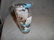 Tasmanian Devil & Porky Pig Pepsi Collector Series Glass 1976 Vintage Nos Nr