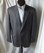 CIRCLE S,Elephant Grey,Western-style,Sport Coat, 46L