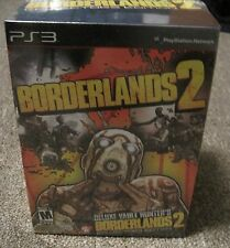 New! Borderlands 2: Deluxe Vault Hunter Edition  (Playstation 3, 2012)