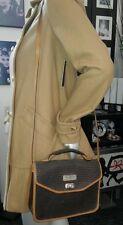"""TED LAPIDUS VINTAGE SHOULDER BAG 9 1/2"""" X 4"""" X 8"""""""