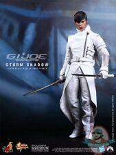 1/6 Scale G.I Joe Retaliation Snake Eyes & Storm Shadow Set of 2 by Hot Toys