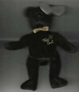 Ty beanie baby, The End Bear Rare retired with errors on tags Read Below