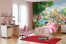 8-478 - Disney Multicolore Princesse Palace Pets Komar Papier peint