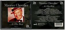 CD 2 - 2072 - MAURICE CHEVALIER - ... AT HIS BEST