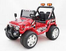 Auto Elettrica per Bambini Fuoristrada Safari Spider 12V per Bambini Con telecom