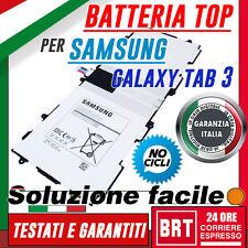 BATTERIA ORIGINALE X SAMSUNG GALAXY TAB 3 10.1 GT-P5200 P5210 T4500E 6800 MAH!!