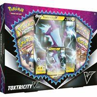 Pokemon TCG Toxtricity V Box - PREORDER (Ships on 2/27/20)