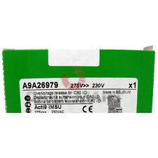 New Schneider Acti9 Imsu 275v A9a26979 Programmable Logic Controller