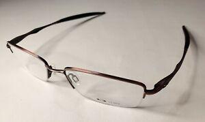 Oakley RX Eyeglasses Sculpt 6.0 Toast 53-18-142 22-079 Brand New Authentic