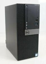 Dell OptiPlex 7040 MT Intel i7-6700 3.4GHz 8GB DDR4 500GB HDD WIN10COA No OS