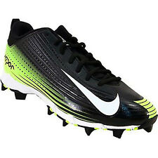 New Nike Men's Vapor Keystone 2 Low Baseball Cleats 84698-017 Black Volt Size 12