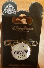 PIN Disneyland Paris UP GRAPE SODA OE