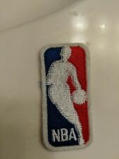 Official NBA Basketball League Large Logo 'Jerry West' Embroidered Patch