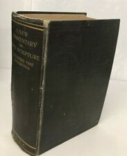 A New Commentary on Holy Scripture - Ed by Charles Gore etc - 1928 - First Ed