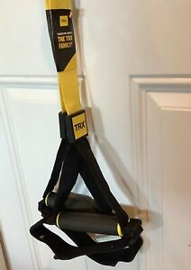 New TRX  PRO4 System  Make your body your machine / Suspension Trainer