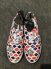 Harley Quinn Quick Turn Core Deck Shoes. Brand New. Women's Size 7 Limited Ed.