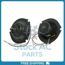 New A/C Heater Blower Motor for Chrysler Imperial, New Yorker, Newport/ Do... UQ