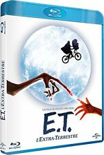 "Blu-ray ""E.T., l'Extra-Terrestre""    NEUF SOUS BLISTER"