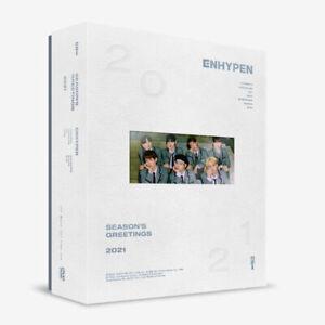 ENHYPEN 2021 SEASON'S GREETINGS weverse shop All Package