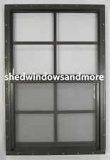 18 x 36 ***SALE*** Shed Window REG GLASS Garage Storage Shed Barn Deer Stand