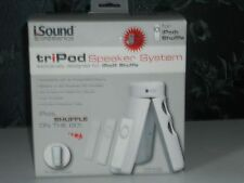 I.Sound Experience tripod speaker system for ipod and mp3 players DG4N-832