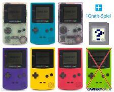 GAMEBOY Color-Console #farbe a scelta + gioco TOP!