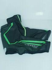 Lipport Waterproof Cycling Shoe Covers Green Unisex XL